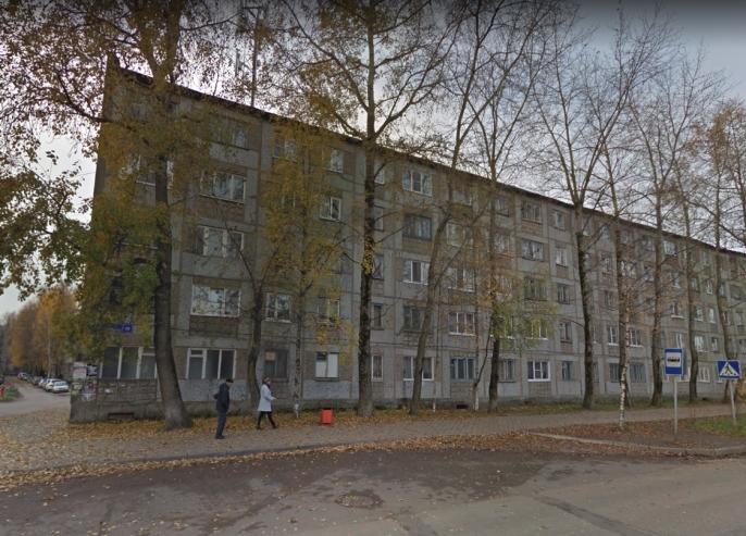 """Сыктывкар примет в собственность 39 комнат бывшего общежития """"политеха"""""""