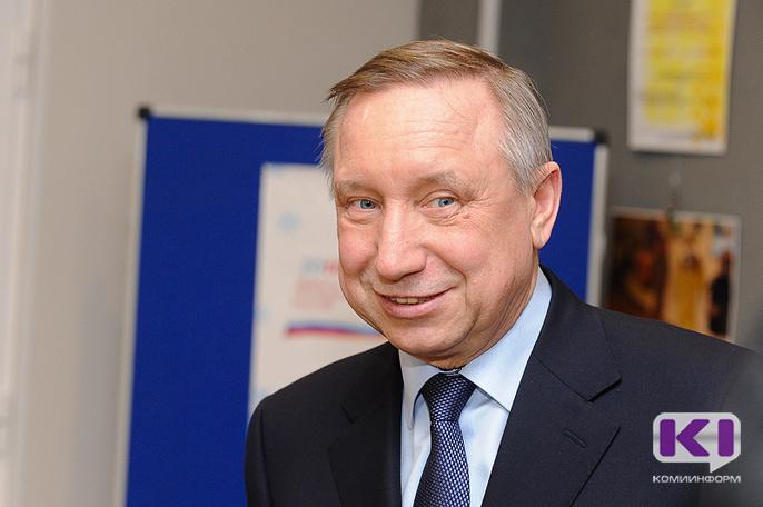 Полпред президента России Александр Беглов приехал в Коми