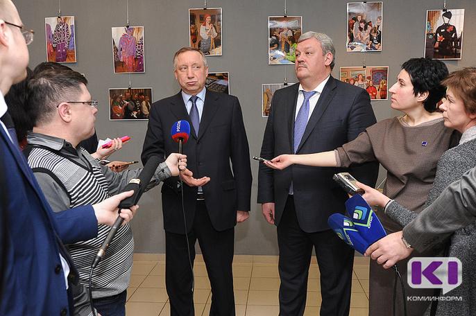 Дети должны быть защищены и в школе, и по дороге в школу - заявил в Сыктывкаре полпред президента в СЗФО
