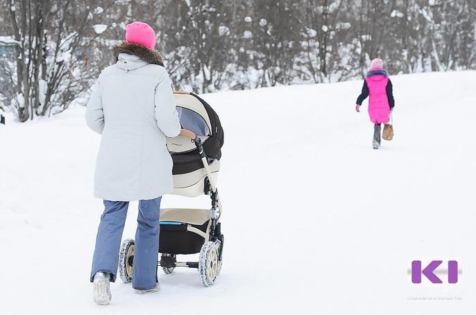 В Коми начались обращения за назначением выплаты при рождении первого ребенка