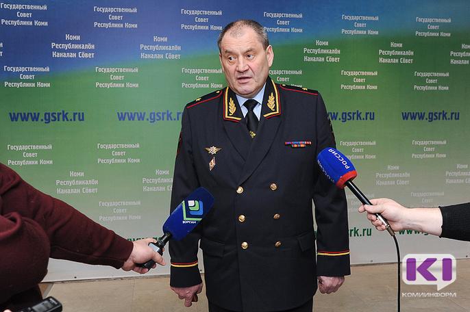 Глава МВД по Коми предупредил полицейских о персональной ответственности за расследование побоев