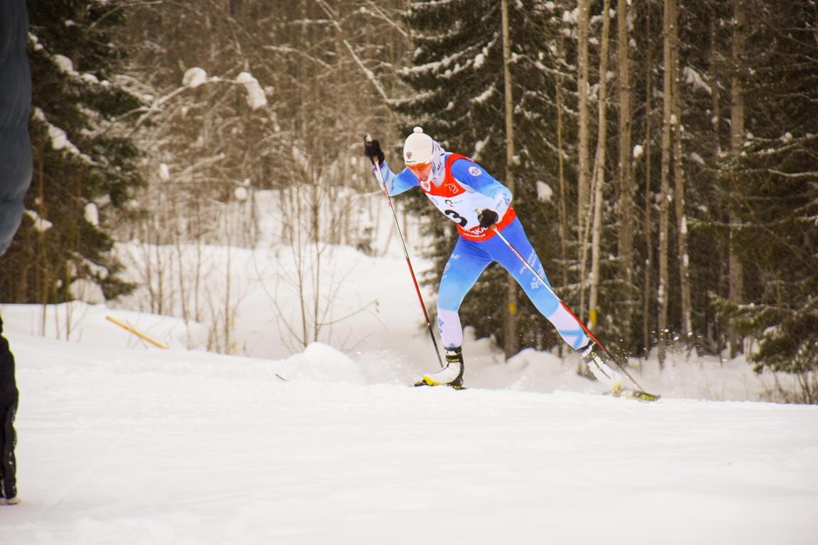 Лыжники Коми заняли призовые места на Чемпионате СЗФО