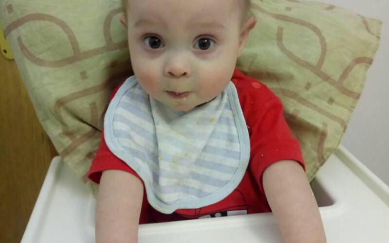 Спасти ребенка: на операцию Андрею Соценко собрали более 180 тысяч рублей