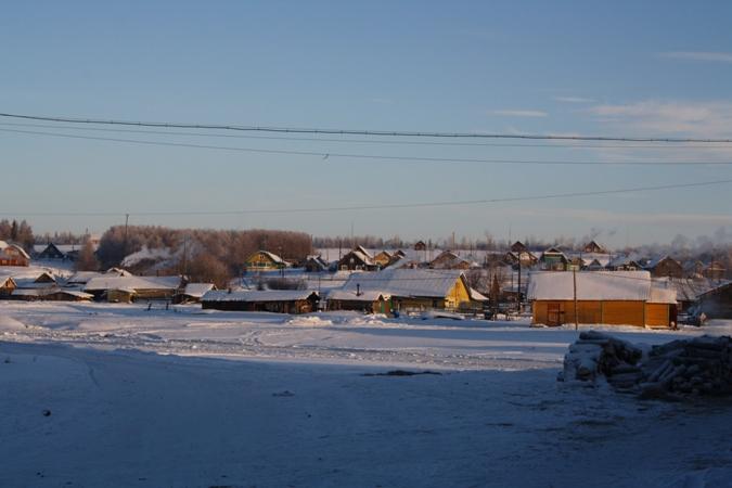 Часть деревни в Усинском районе осталась без света и телефонной связи