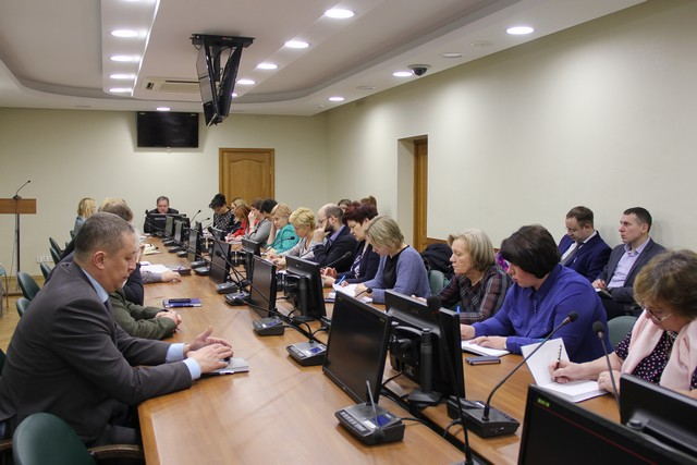 В Сыктывкаре собралось первое заседание Совета по подготовке к выборам президента