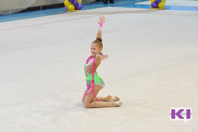 На Чемпионате Коми по художественной гимнастике ожидается около 70 участниц
