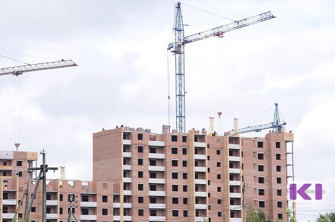 В Коми в минувшем году построили почти три тысячи квартир