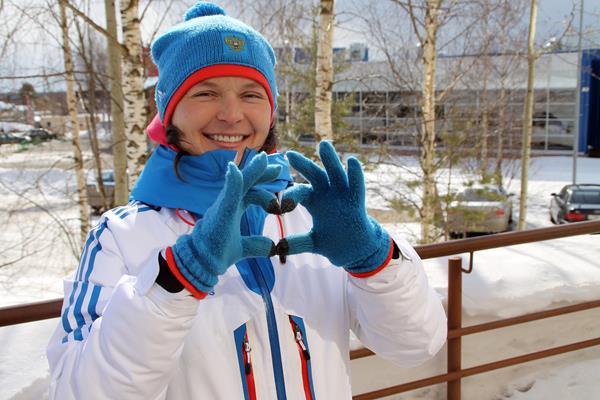 Юлия Иванова получила право на участие в следующих олимпиадах