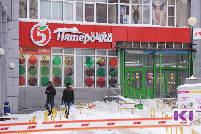 В Сыктывкаре торговым сетям приходится защищаться от грабителей