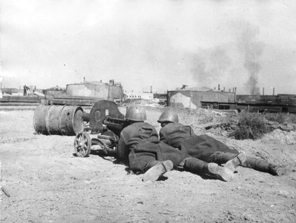 К 75-летию победы в Сталинградской битве: уроженцы Коми АССР сражались на Волге