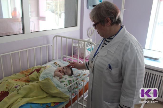 В Доме малютки Сыктывкара будут развивать работу с паллиативными детьми