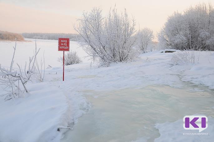 В Коми открыты еще шесть автомобильных ледовых переправ