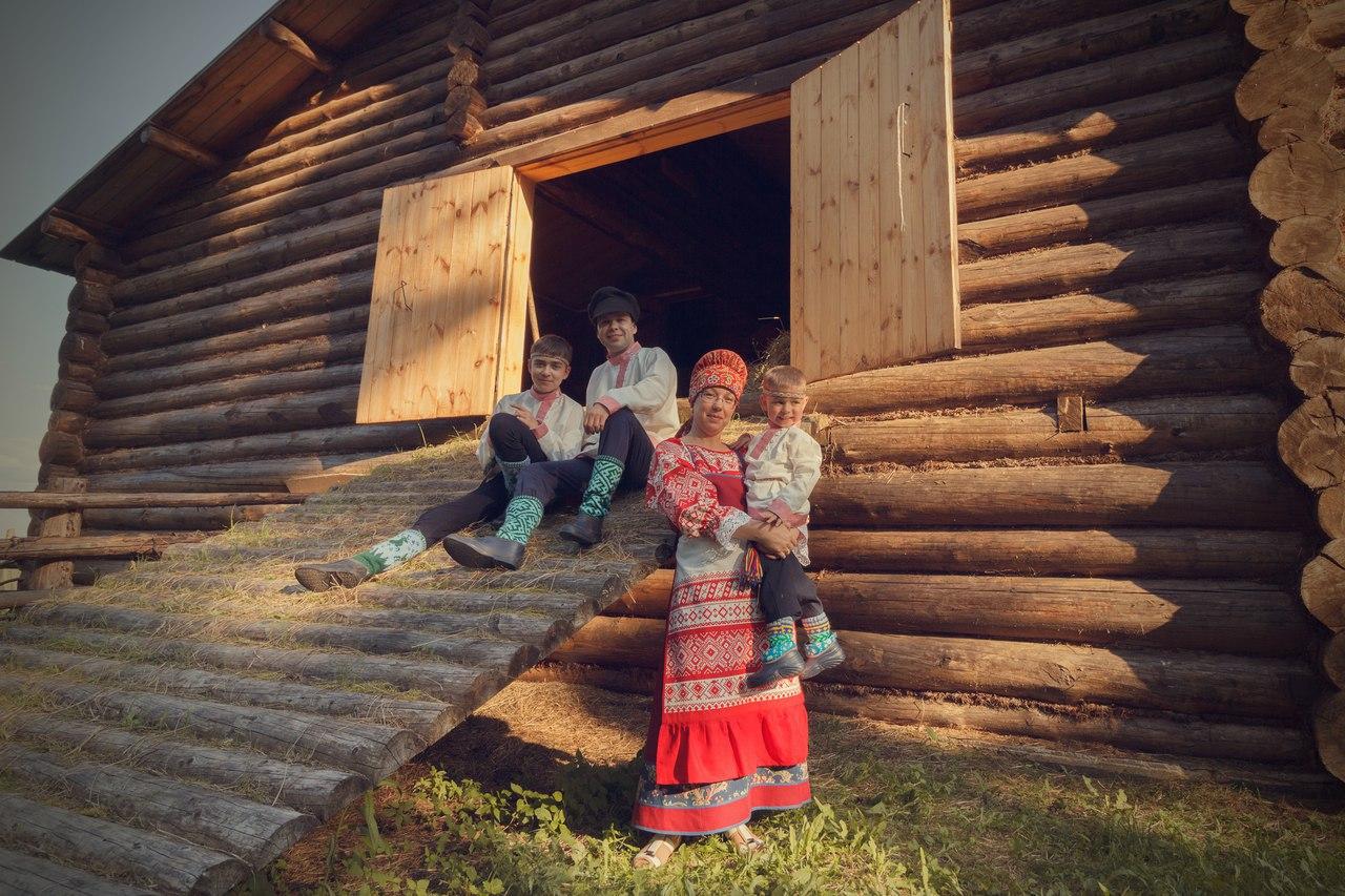 Молодежь оценит красоту этнической моды коми
