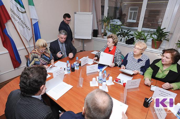 Общественная палата Коми подготовит к выборам 1 300 общественных наблюдателей