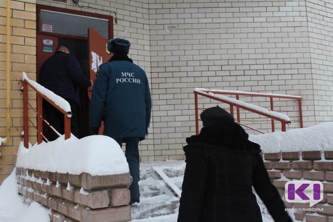 Лифт на Интернациональной, 166 в Сыктывкаре на днях должен был проходить освидетельствование