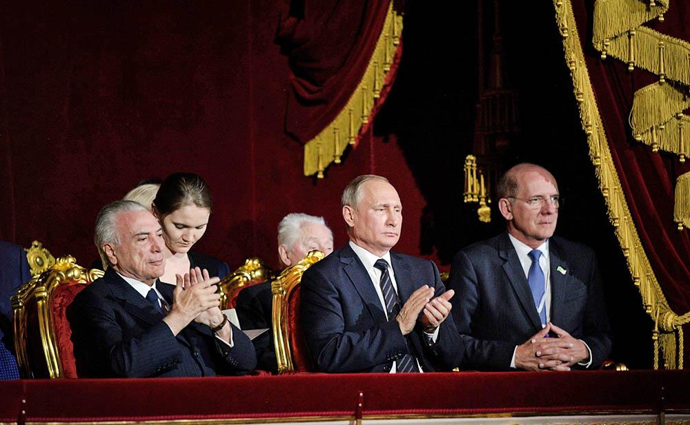 Путин поручил к 1 июля подготовить проект закона