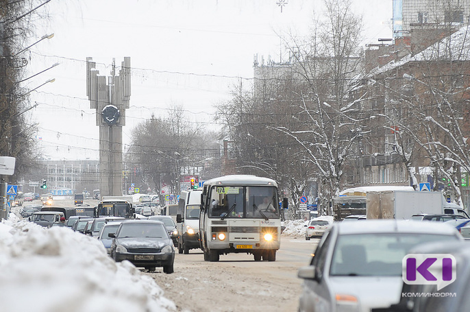 """В Сыктывкаре """"дачные"""" автобусы отправили на утилизацию"""