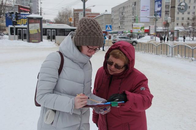 Сыктывкарцы выступили с предложениями по благоустройству городской среды