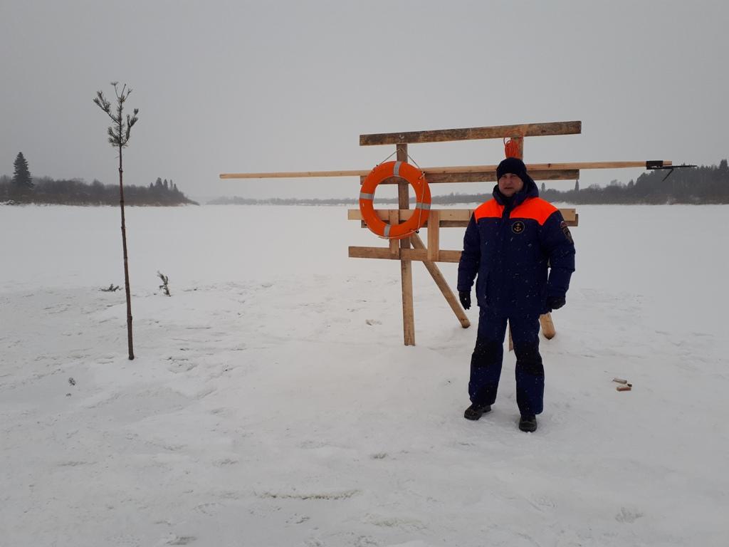 В Коми открыты еще две автомобильные ледовые переправы