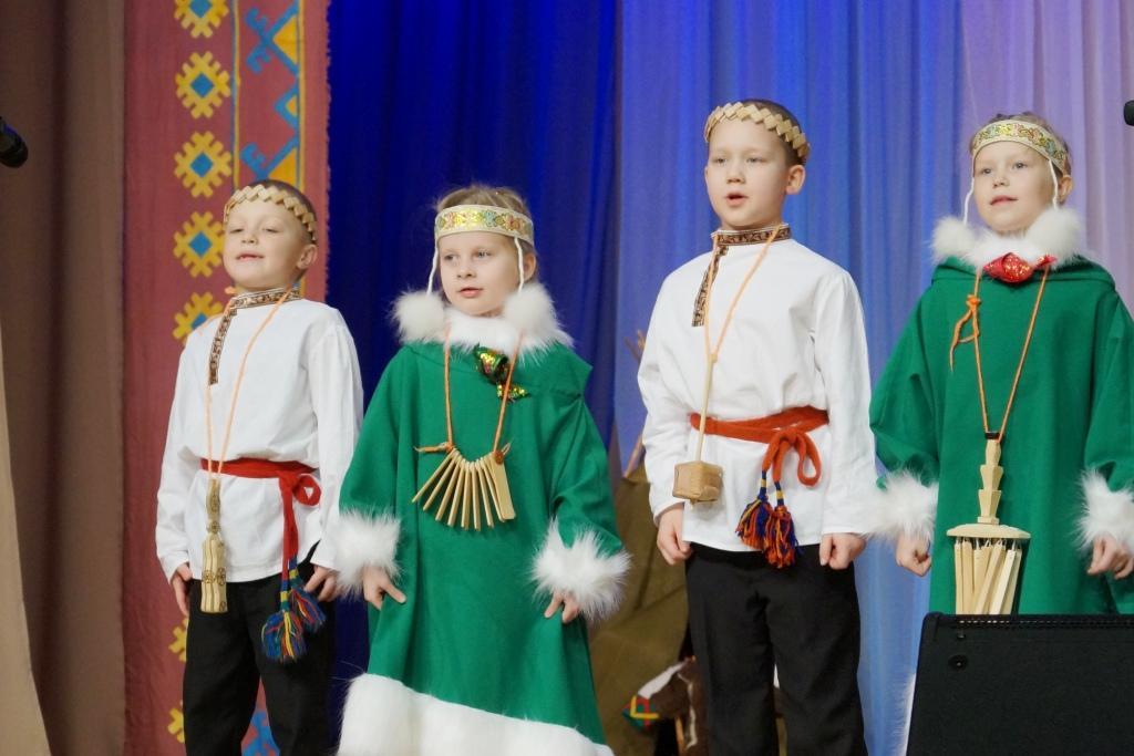Ижемцы устроили фестиваль мастер-классов по сохранению коми языка, культуры и традиций