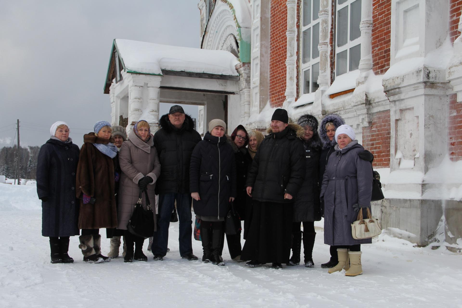 Ветераны УИС Коми совершили паломническую поездку в Кылтовский женский монастырь