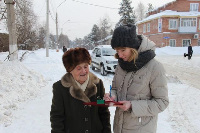 Сыктывкарские активисты провели мобильный опрос по выбору мест для благоустройства в 2018 году