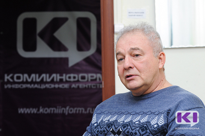 Сыктывкарский поэт Андрей Попов стал лауреатом международного конкурса им. И.Григорьева