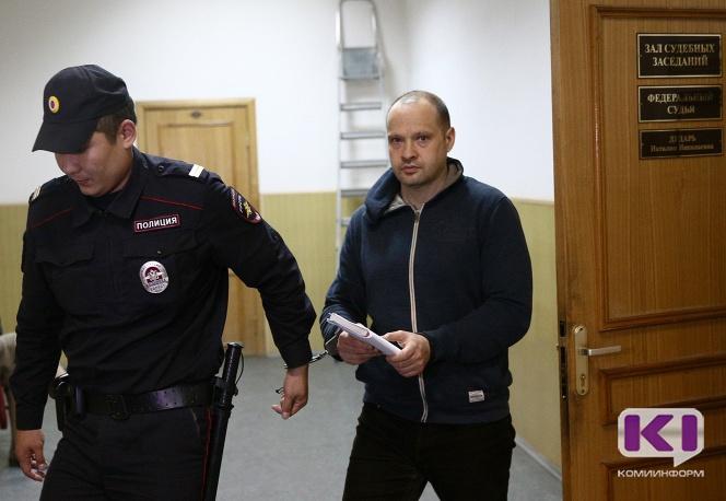 В Сыктывкарском суде сорвался допрос Алексея Чернова по двум уголовным делам