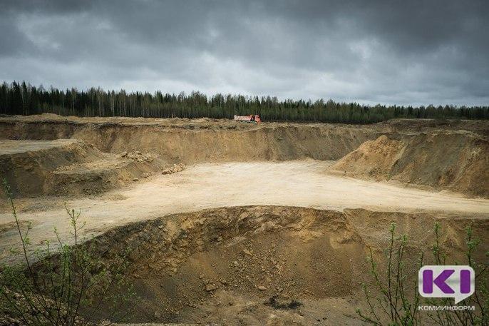 Жители Шошки выступили против разработки песчаного карьера