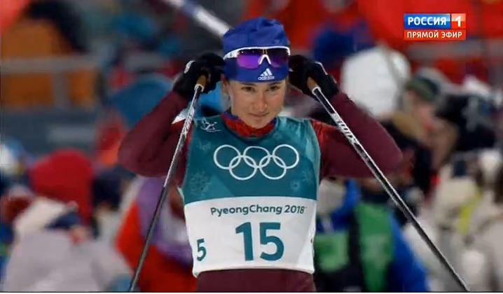 Уроженка Сосногорска Юлия Белорукова завоевала бронзу Олимпиады в Южной Корее