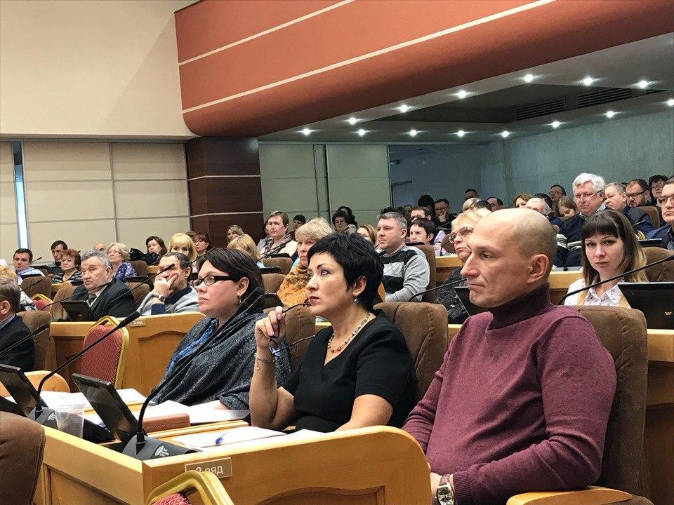 Юрист из Москвы погружает УК и ТСЖ Коми в новшества законодательства