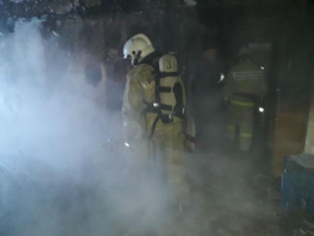 За сутки в Коми дважды горели квартиры в жилых домах