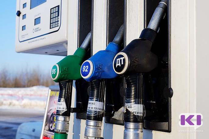 В 2017 году цены на бензин в Коми выросли меньше, чем по России