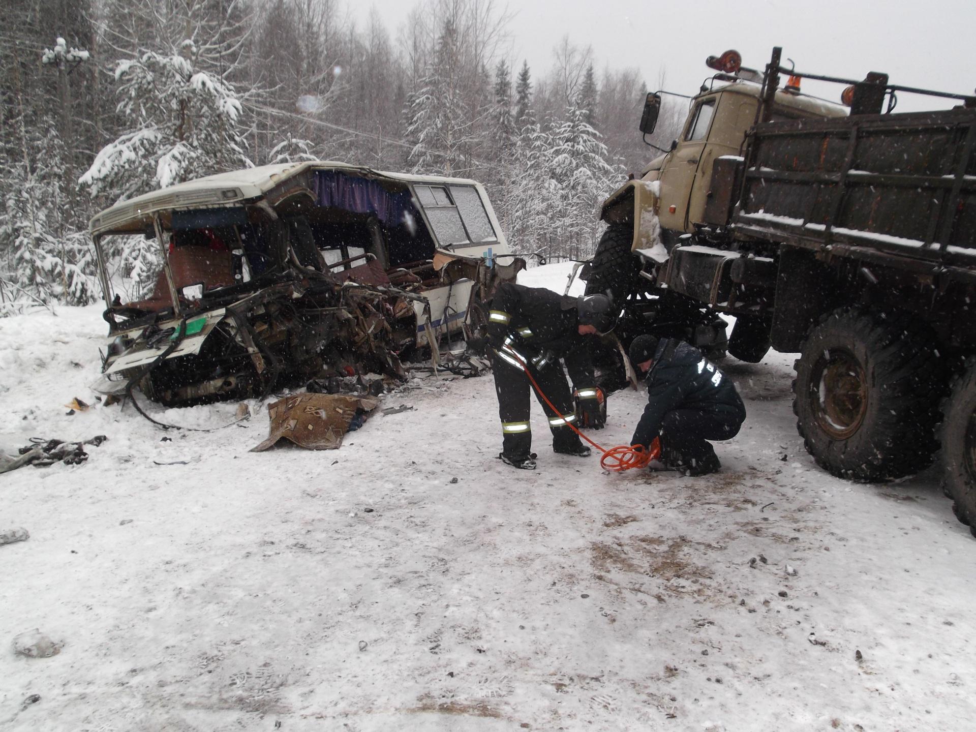 Виновник смертельного ДТП с пассажирским автобусом в Удорском районе выслушал приговор