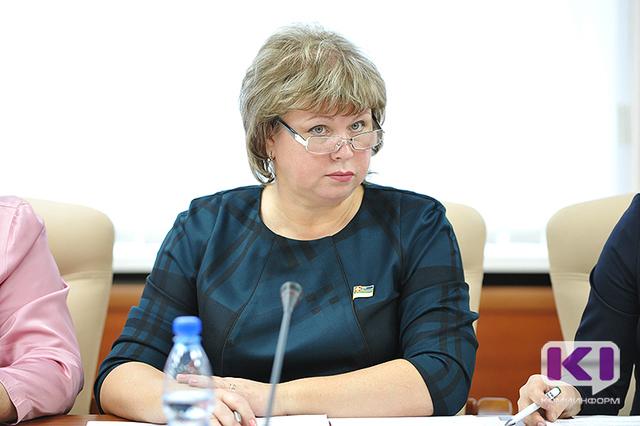 Главой Печоры избрана Наталья Паншина
