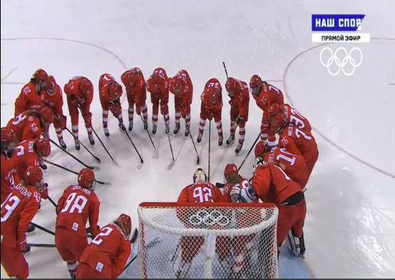 Ухтинские хоккеистки в составе сборной Олимпийских атлетов из России уступили Финляндии