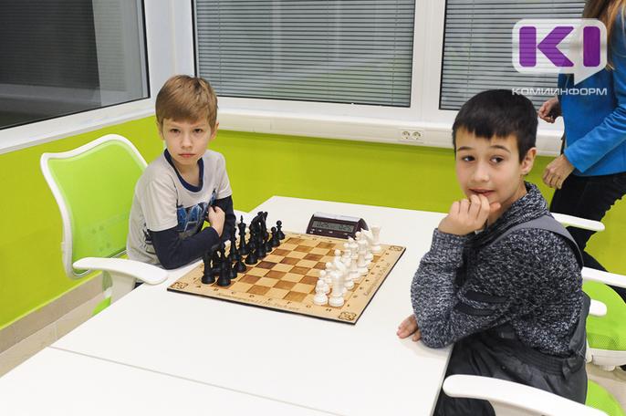 Шахматная гостиная открылась втехнопарке «Кванториум»