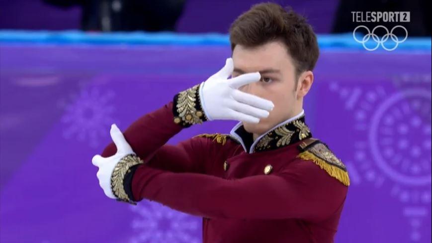 Ухтинский фигурист Дмитрий Алиев занимает на Олимпиаде пятое место после короткой программы