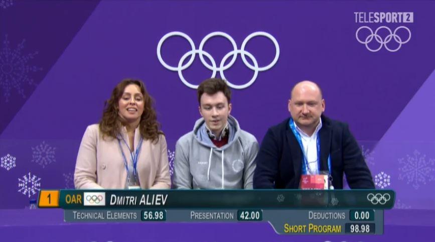 Дмитрий Алиев: