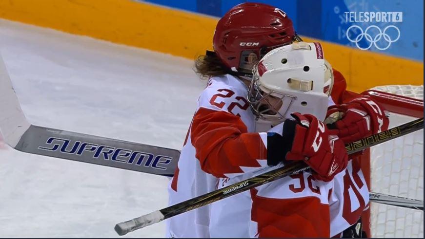 Шайба и голевая передача ухтинки Лианы Ганеевой помогли российским хоккеисткам выйти в полуфинал Олимпиады