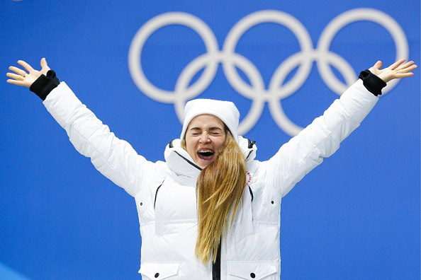 Глава Коми поздравил Юлию Белорукову с второй олимпийской медалью