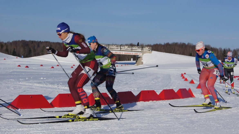 В Выльгорте завершилось Первенство России по лыжным гонкам среди юниоров