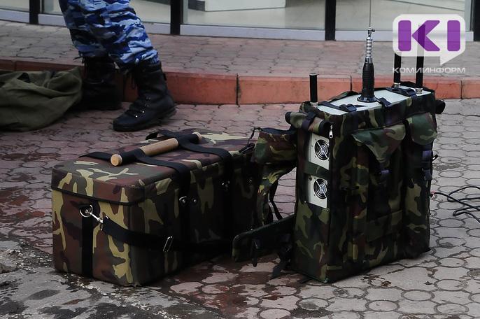 В районе Мичуринского парка в Сыктывкаре искали бомбу
