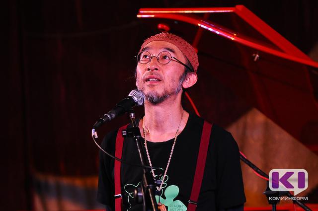 В Сыктывкаре вновь даст концерт мультиинструменталист Хико Нацуаки