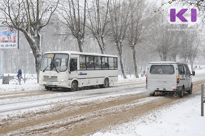 """""""Комиинформ"""" публикует режим работы городских и пригородных автобусов в Сыктывкаре в праздничные дни"""