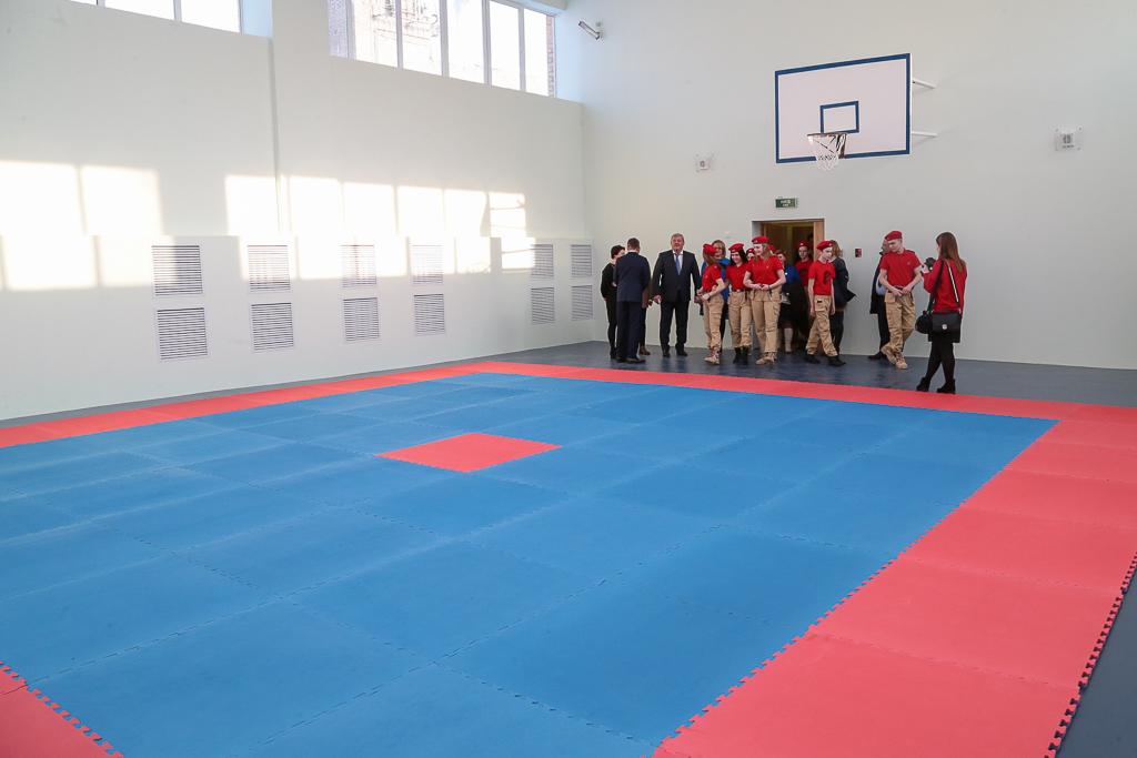Новую школу в селе Выльгорт откроют в апреле 2018 года
