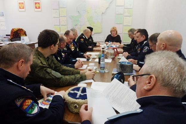 Форум казаков пройдет в мае в Коми