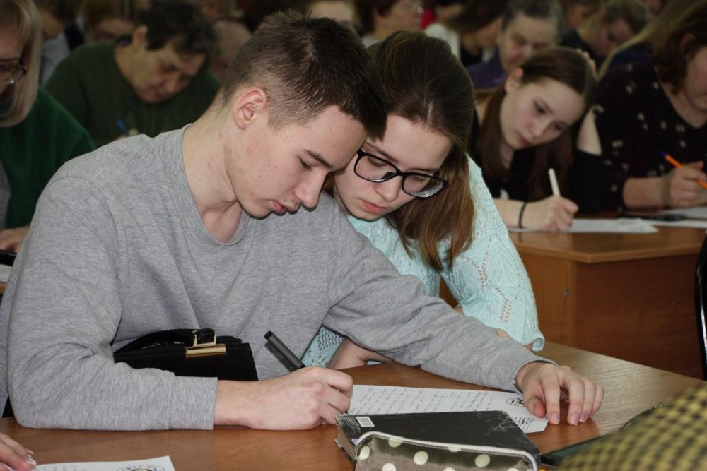 Республика Коми написала диктант на родном языке