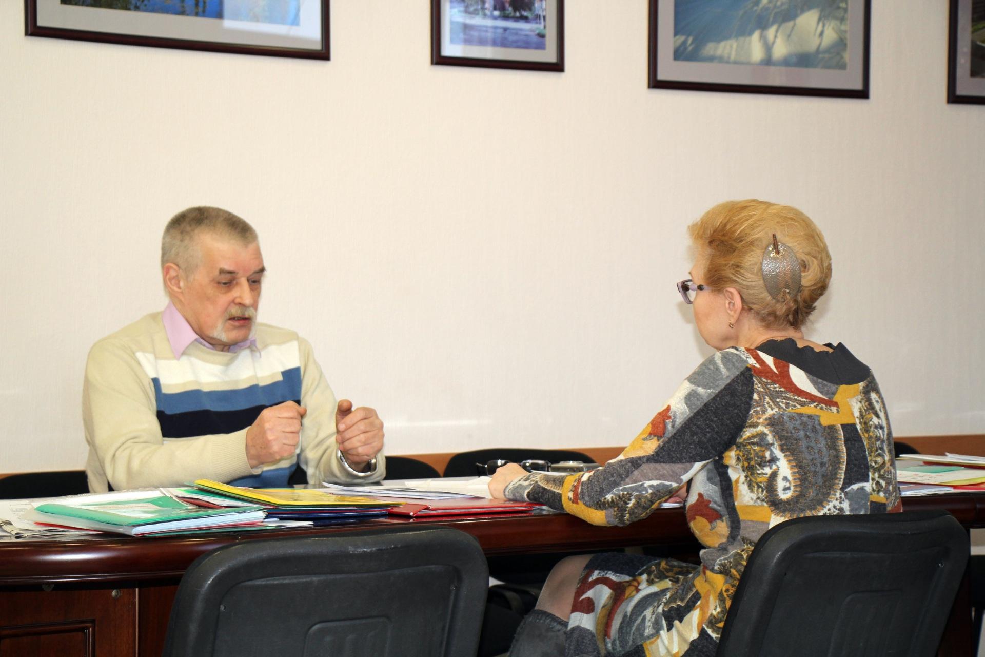 Модернизировать производство предложил интинец мэру Ларисе Титовец