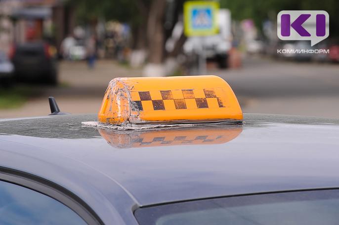 В Сыктывкаре таксисты из-за морозов взвинтили цены